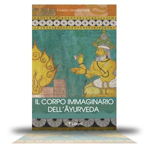 copertina libro corpo immaginario dell'ayurveda